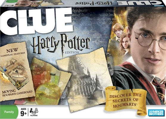 Harry Potter Clue ($26)