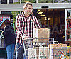 Slide Picture of Gavin Rossdale Grocery Shopping in LA