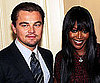 Slide Picture of Leonardo DiCaprio and Naomi Campbell in Russia