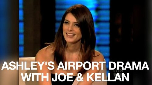 Video of Ashley Greene Talking About Joe Jonas and Kellan Lutz on Lopez Tonight