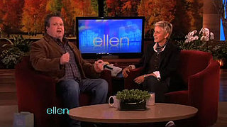 Eric Stonestreet on The Ellen DeGeneres Show Talking About Australian Men's Fashion and Short Shorts