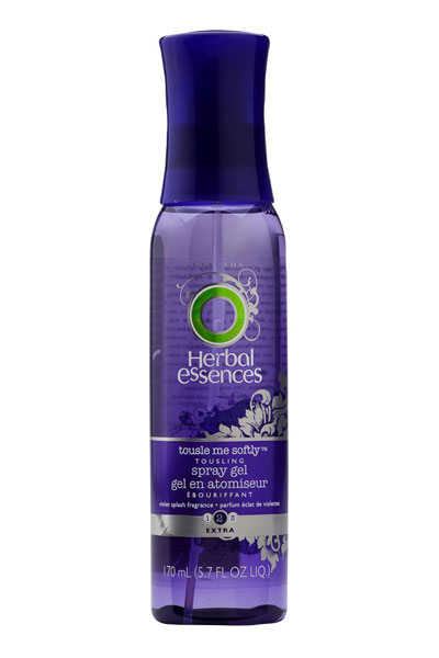 Herbal Essences Tousle Me Softly Spray Gel ($6.99)