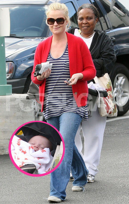 Pictures of Amy Poehler and Baby | POPSUGAR Celebrity