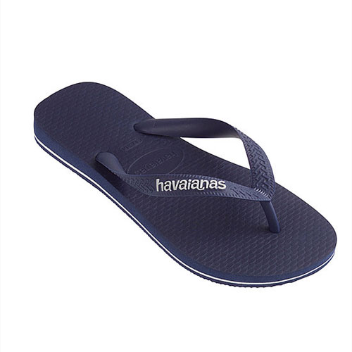 Rubber Logo in Navy/White, $24.95, Havaianas from General Pants