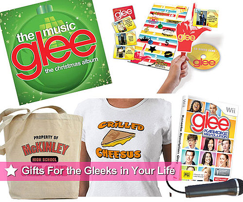 Christmas Present and Gift Ideas For Glee Fans