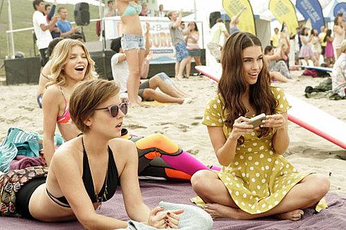 """90210 Recap """"Best Lei'd Plans"""""""