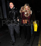 Photos of Sienna Miller and Jude Law