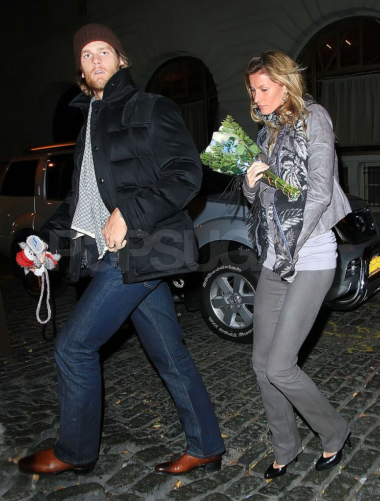 Pictures of Gisele, Jack, Tom Brady
