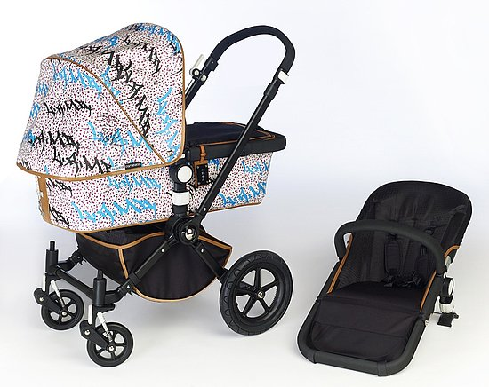 Gwen Stefani Designs Bugaboo Stroller to Benefit AIDS
