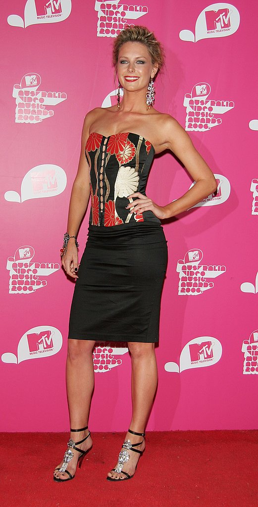 April 2006: MTV Australia Video Music Awards