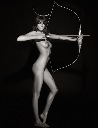 Daria Werbowy as Artemis
