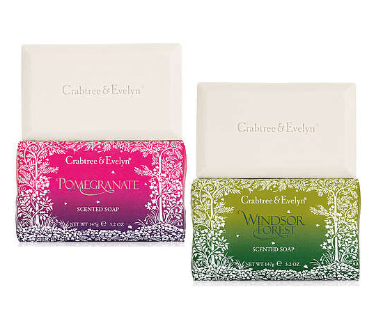Seasonally-Scented Soaps