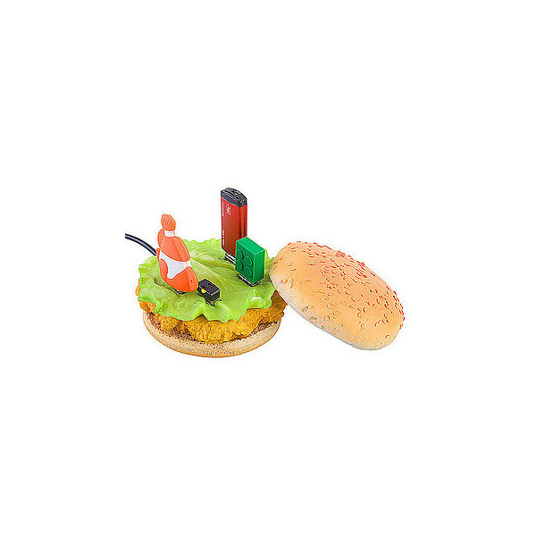 Chicken Sandwich USB Hub ($20)