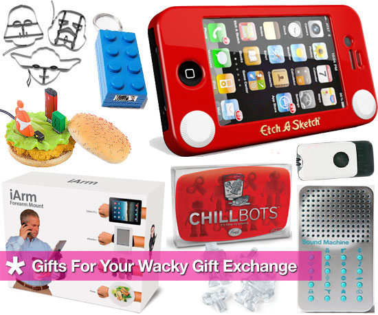 Christmas Gift Ideas For Your Gift Exchange