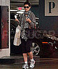 Pictures of Katie Holmes Holiday Shopping in LA