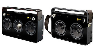 New Boom Boxes From TDK