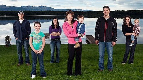 Sarah Palin's Children's Names