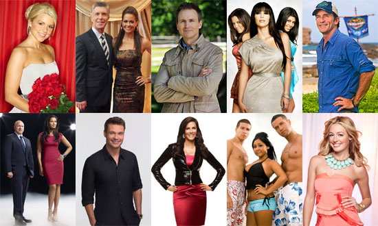 Best Reality Shows of 2010