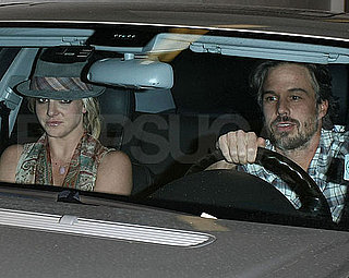 Pictures of Britney Spears and Jason Trawick in LA
