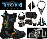 Tron Legacy Jewelry, Clothes, and Shoes