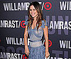 Slide Picture of Rachel Bilson at William Rast Target Event