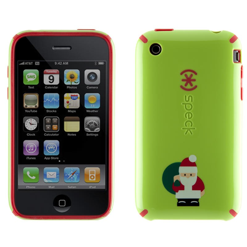 Photos of Speck Holiday iPhone Cases
