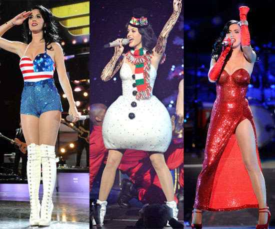 Katy Perry's Wacky Costume Weekend!