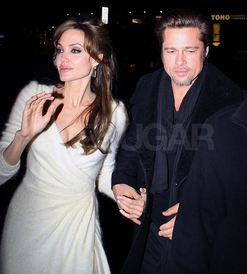 Pictures of Angelina Jolie and Brad Pitt