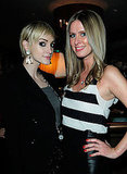 Pictures of Ashlee Simpson and Nicky Hilton