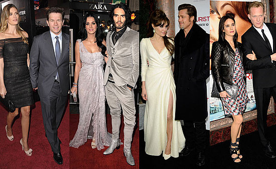Hollywood Couples Style