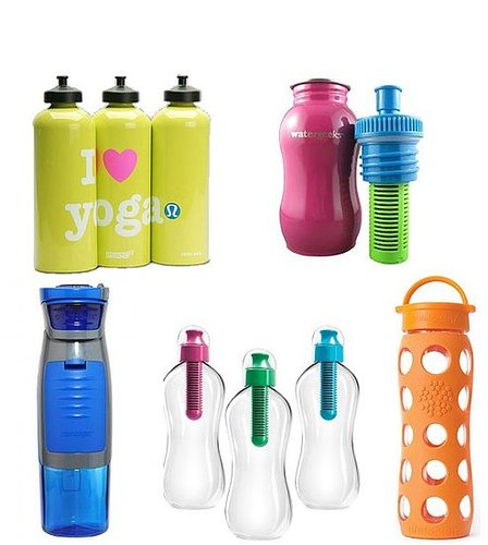 Water Bottles Make Great Holiday Gifts