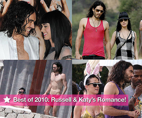 Best of 2010: Russell Brand & Katy Perry's Journey From Romance To Wedded Bliss