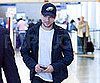 Slide Picture of Ryan Phillippe Wearing a Philadelphia Eagles Hat at LAX