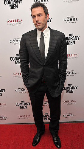 Picture of Ben Affleck at the NYC Premiere of The Company Men 2010-12-09 06:00:00