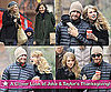 Pictures of Jake Gyllenhaal and Taylor Swift Spending Thanksgiving Together in Brooklyn