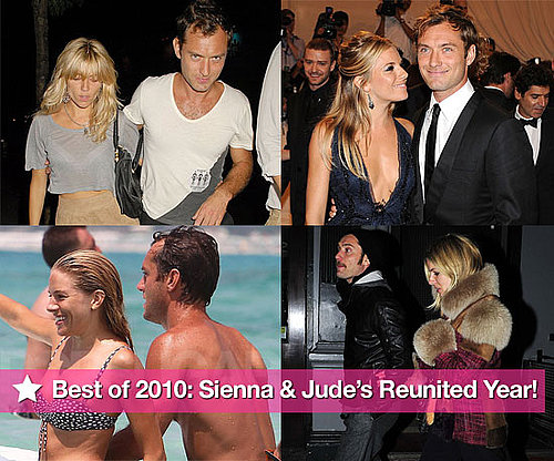 Best of 2010: Sienna Miller & Jude Law's Reunited Year