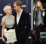 Pictures of Ryan Gosling, Blake Lively, and Michelle Williams at NYC Blue Valentine Screening 2010-12-08 03:00:00