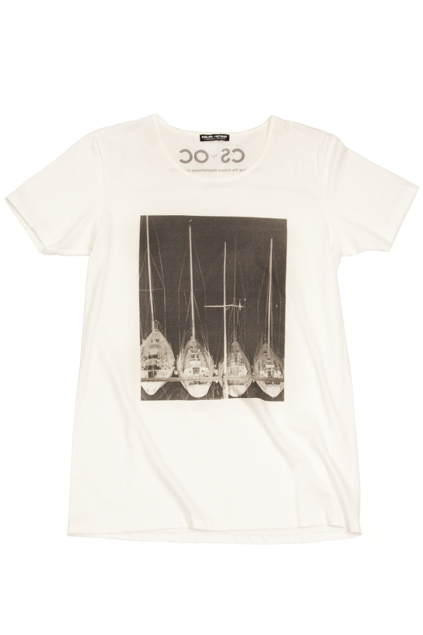 Sailboats, 1983 t-shirt