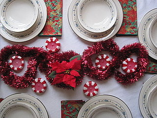 Easy Holiday Table Decorations