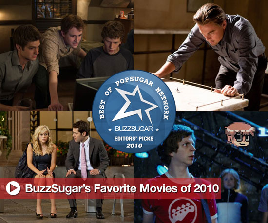 Buzz's Favorite Movies of 2010