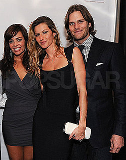Pictures of Tom Brady and Gisele Bundchen at Charity Event in Boston