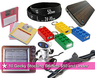 Geeky Stocking Stuffers Under $10