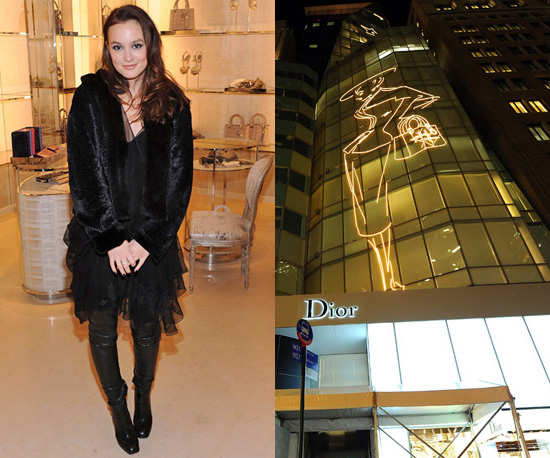 Photos from Dior Party in New York for Reopening of Boutique