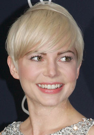 How to Do Michelle Williams's Makeup at the Blue Valentine Premiere