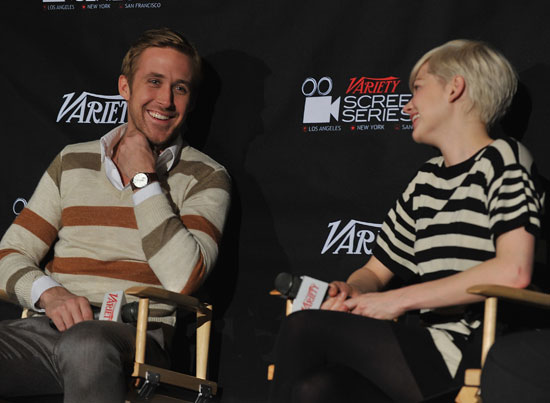 Pictures of Ryan Gosling and Michelle Williams