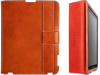 Leather iPad Case From Travelteq