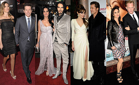 Hollywood's hottest couples had movie date nights. Whose style was most Fab?