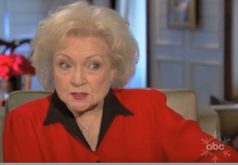 Barbara Walters Asks Betty White About Sex