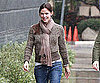 Slide Picture of Jennifer Garner in the Rain