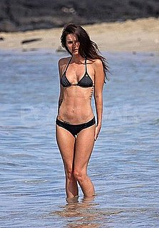 Megan Fox Bikini Pictures With Brian Austin Green in Hawaii